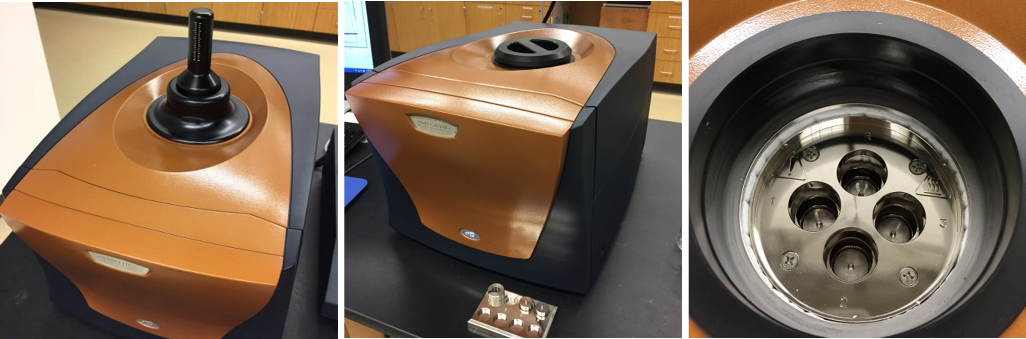 Photo of Nano-ITC Low Volume Isothermal Titration calorimeter