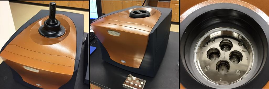 Photo of Nano-ITC Low Volume Isothermal Titration calorimeter