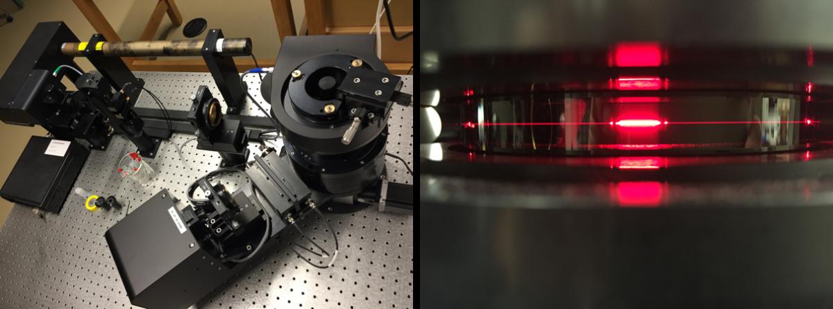 Photo of 3D LS Spectrometer